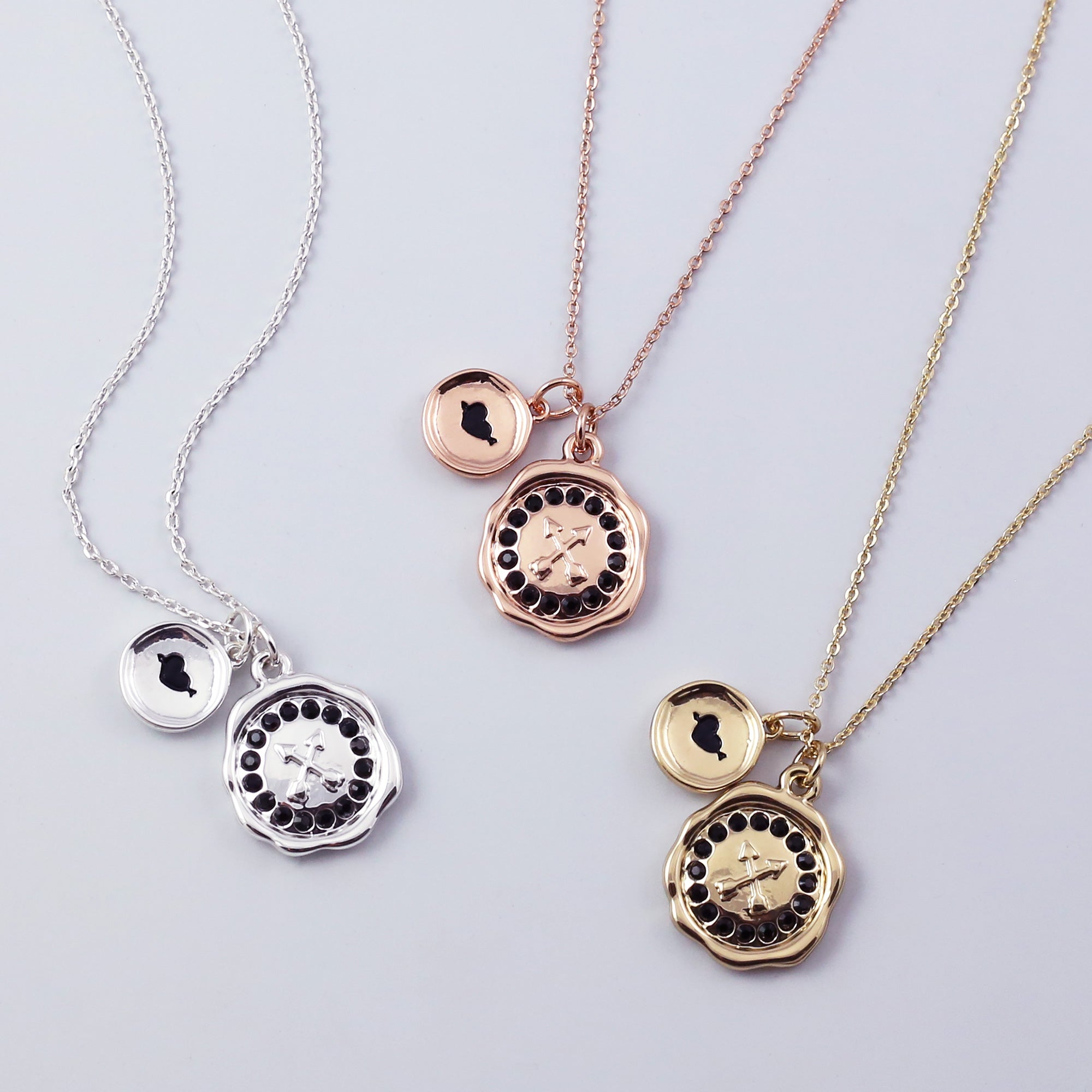Friendship Symbol Charm Necklace