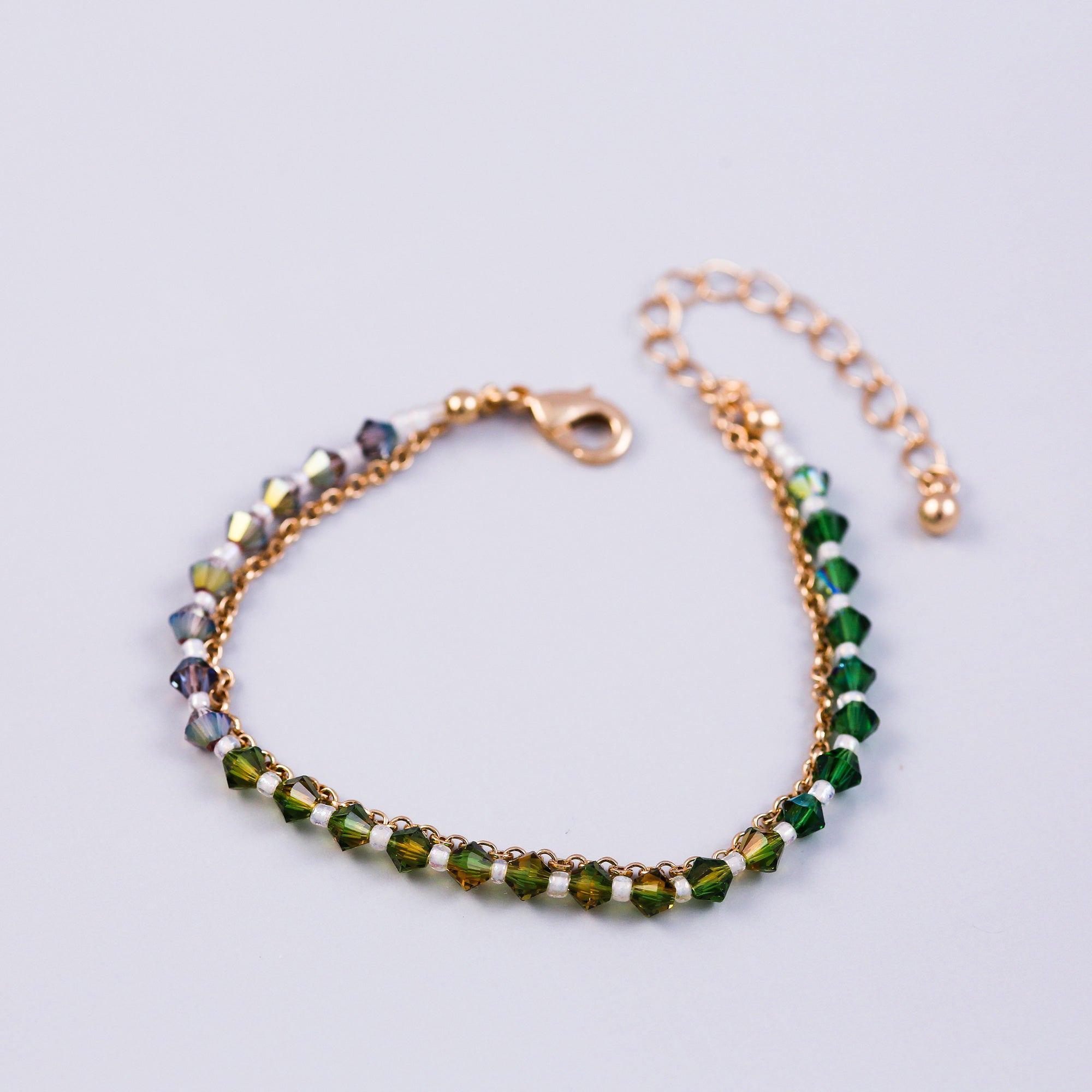 Gold Earth Element Bracelet