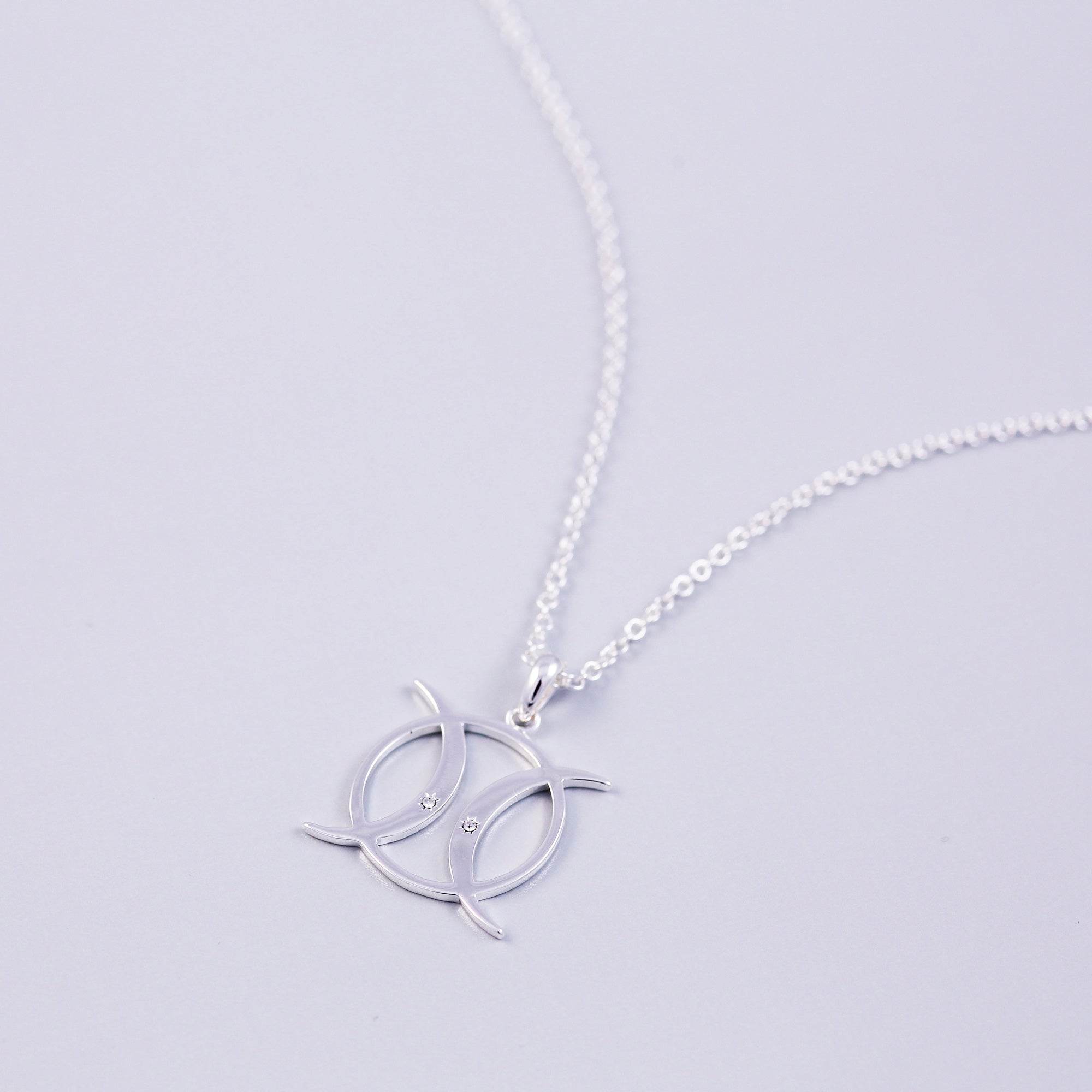 Moon necklace circle triple moon goddess silver triple moon necklace circle triple moon goddess silver mozeypictures Image collections