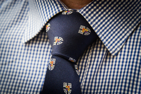 Queen's College Tie