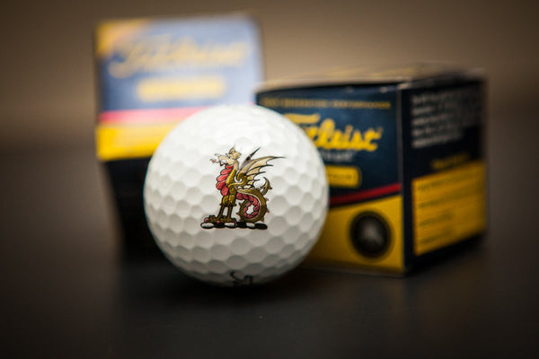 Wyvern Golf Ball