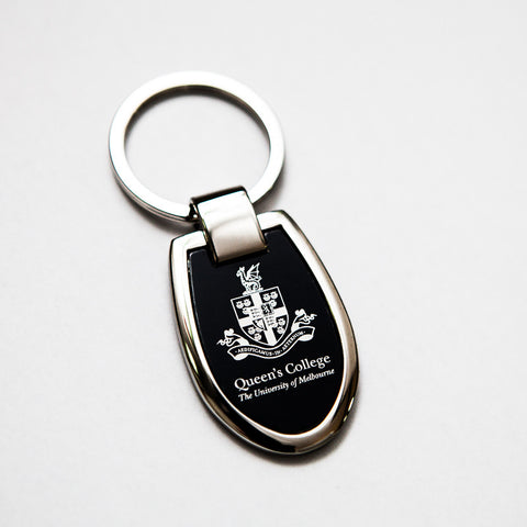 Queens' College Key Ring