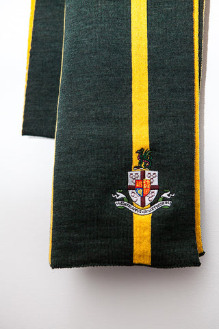 Queen's College Scarf — NEW!