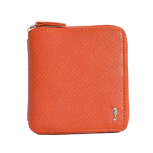 W403 Zip Around Wallet - Orange