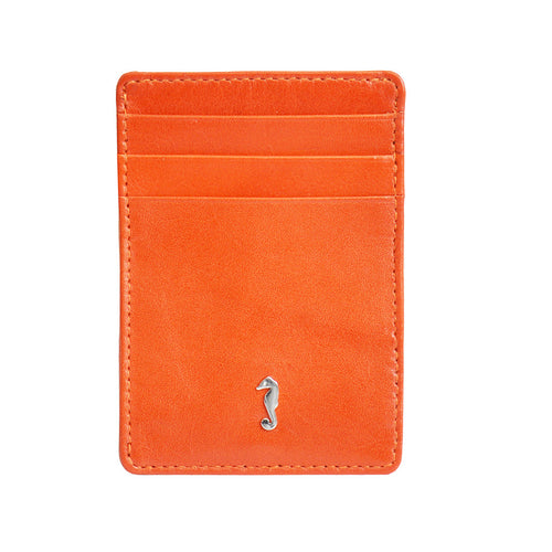 411 Card Wallet - Orange