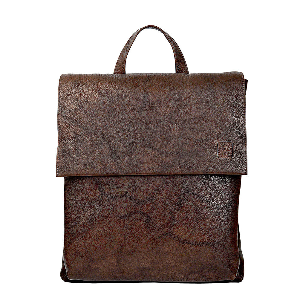 456 Backpack - Brown