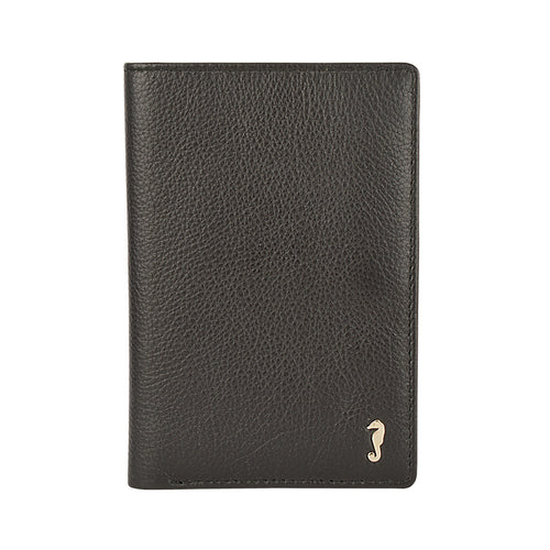ALLY Small Fold Wallet - Black
