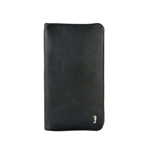 BELLA Soft Fold Wallet - Black