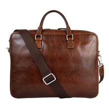 BENJAMIN Business Bag - Rich Tan