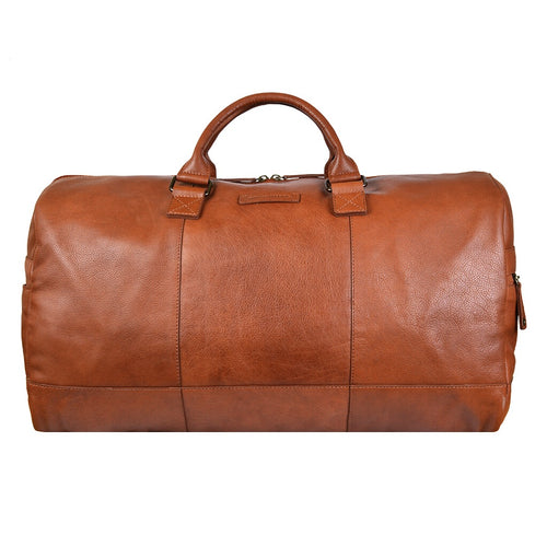DUBLIN Overnight Bag - Rich Tan