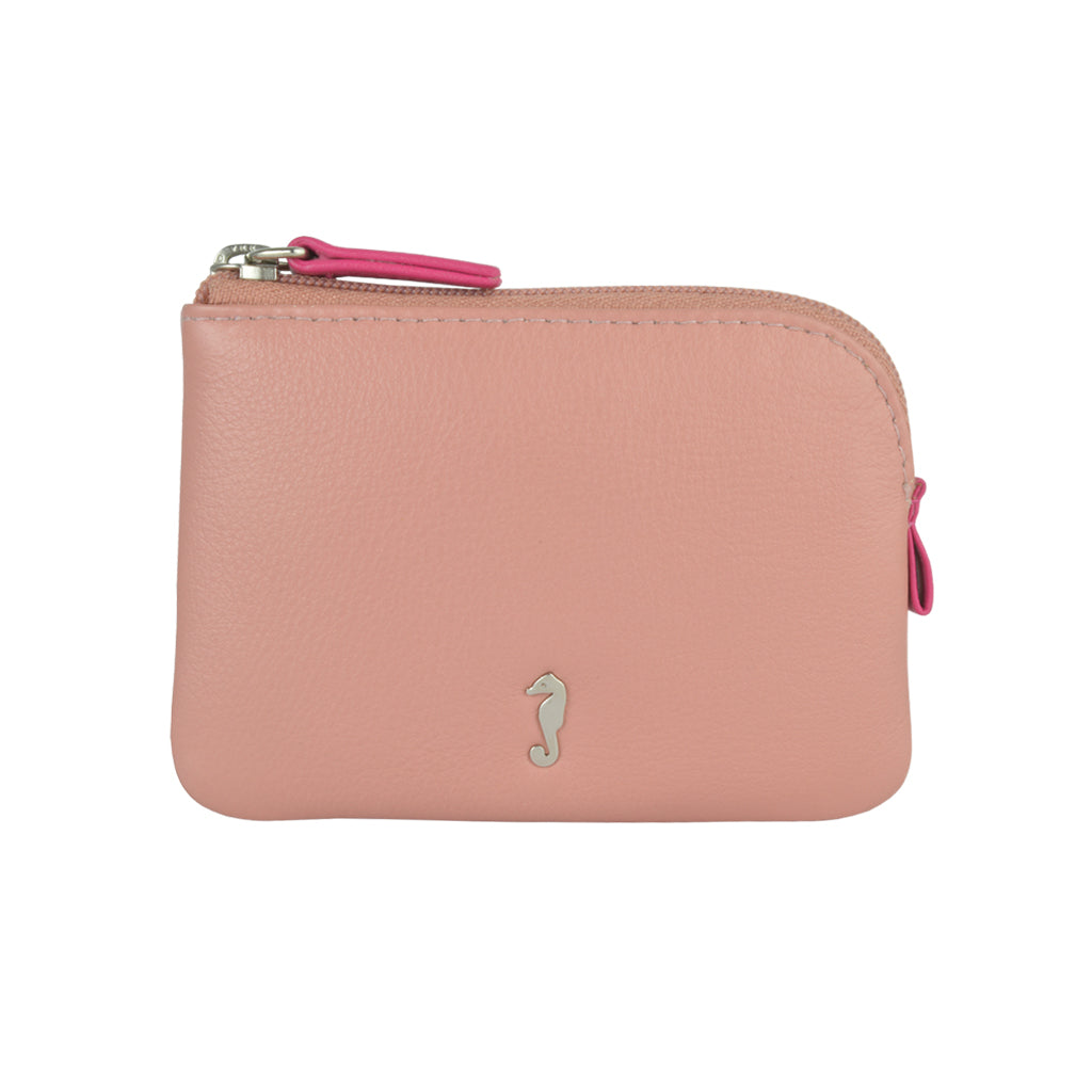 HOLI Coin Wallet - Old Rose