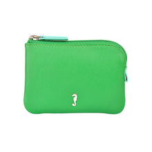 HOLI Coin Wallet - Opal Green
