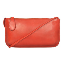 LAYLA Crossbody Bag - Red