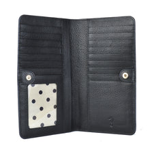 MOLLY Clutch Wallet - Black