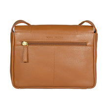 NATALIE Crossbody Bag - Tan