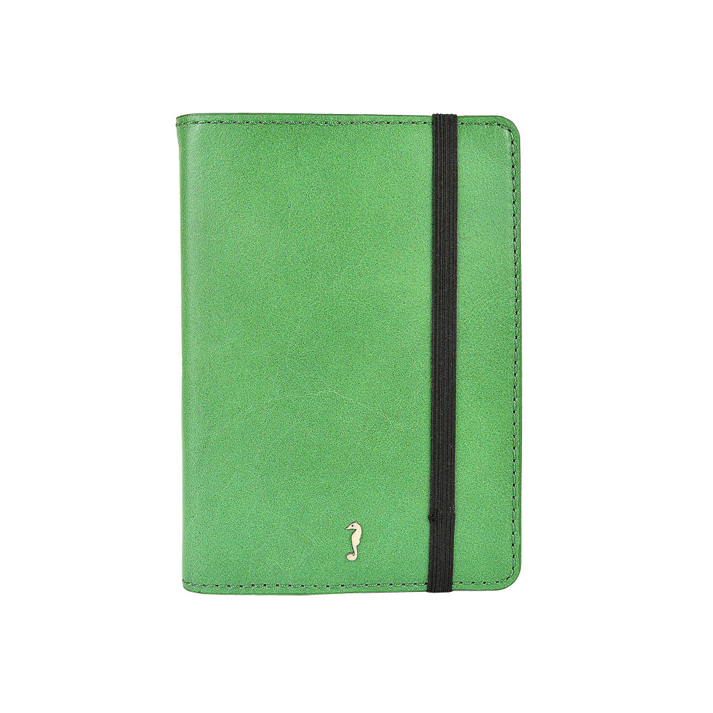 396 Notebook A6 - Green
