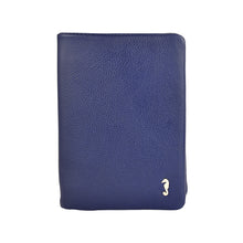 ROSIE Soft Fold Wallet - Ink Blue
