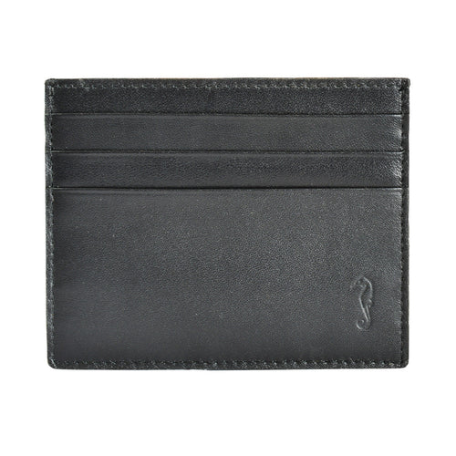 W482 Card Wallet - Black