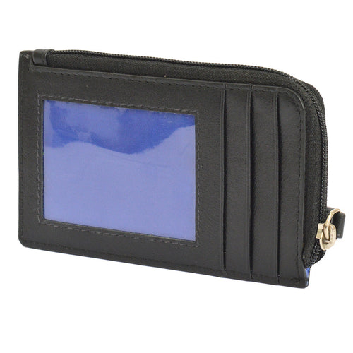 ZIPPY Coin Wallet - Black