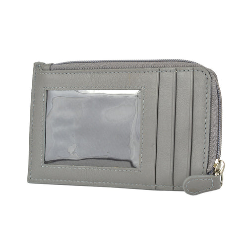 ZIPPY Coin Wallet - Thunder Grey