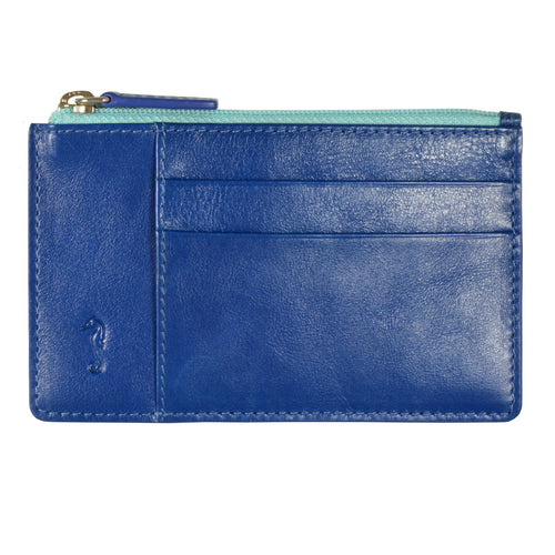 BILLY Coin Wallet - Blue