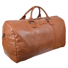 DUBLIN Large Duffle - Rich Tan