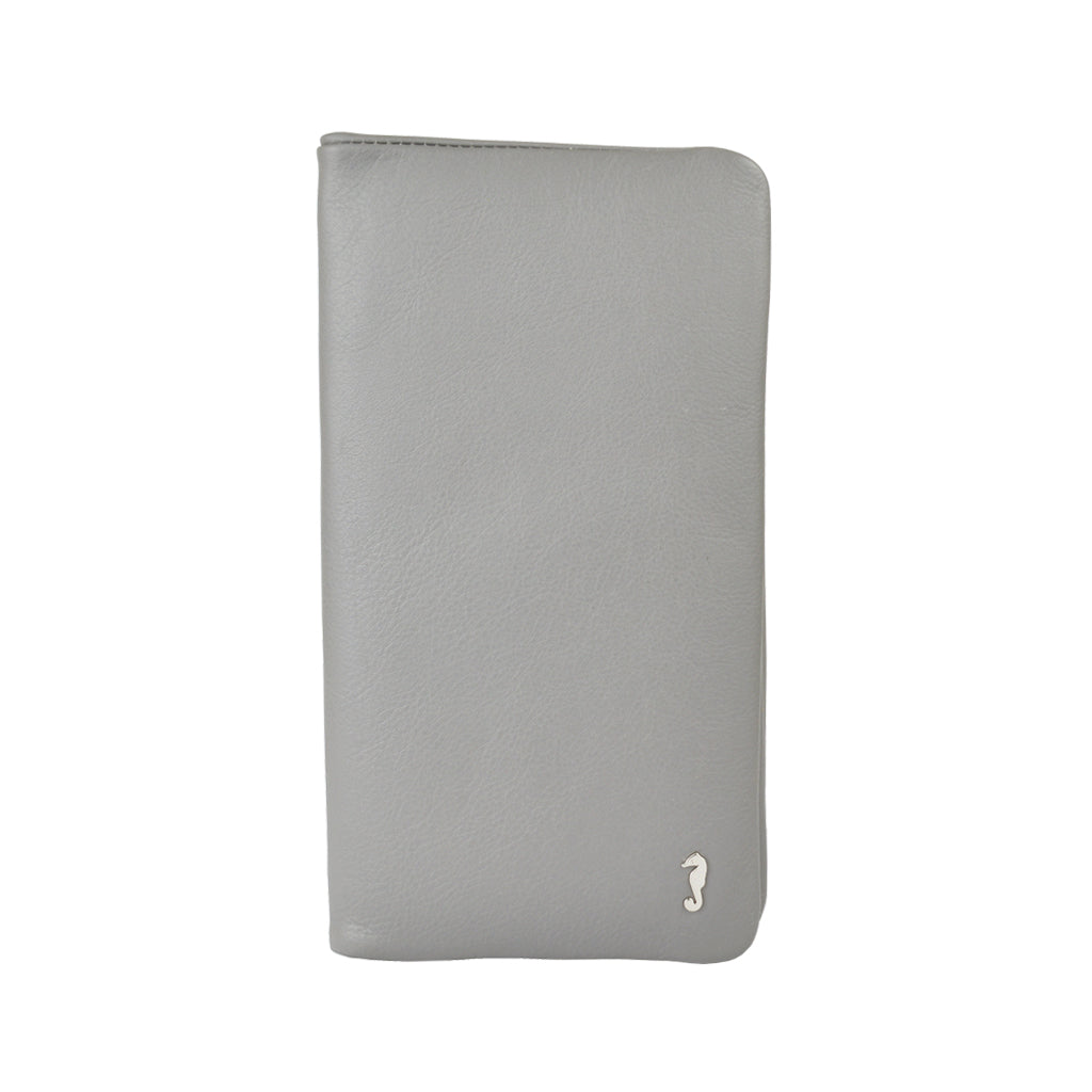 ELLIE Soft Fold Wallet - Thunder Grey
