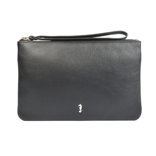 MILLY Clutch Wallet - Black