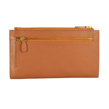W415 Clutch Wallet - Tan