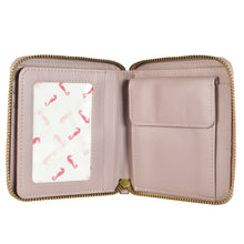 W452 Zip Around Wallet - Lilac