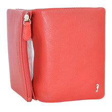 W475 Soft Fold Wallet - Red