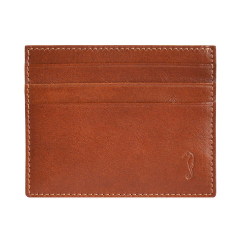 W482 Card Wallet - Brown