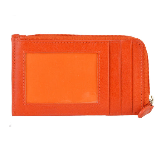 ZIPPY Coin Wallet - Orange