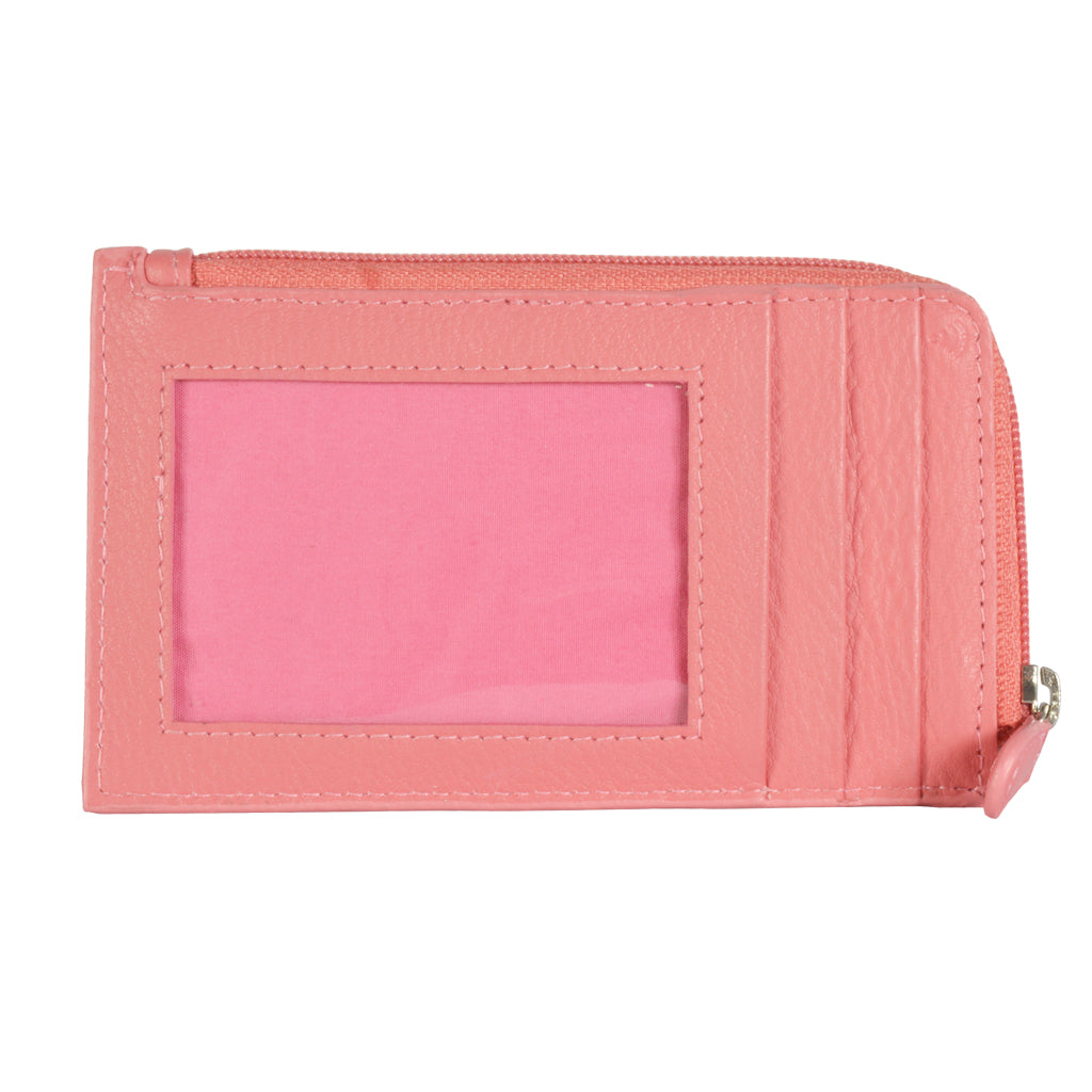 ZIPPY Coin Wallet - Pink