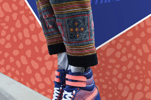 Spontaneous Mix: Hmong Textiles + Sports