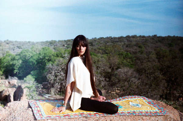 Artisan Spotlight: Sophie Leininger of Magic Carpet Yoga Mats