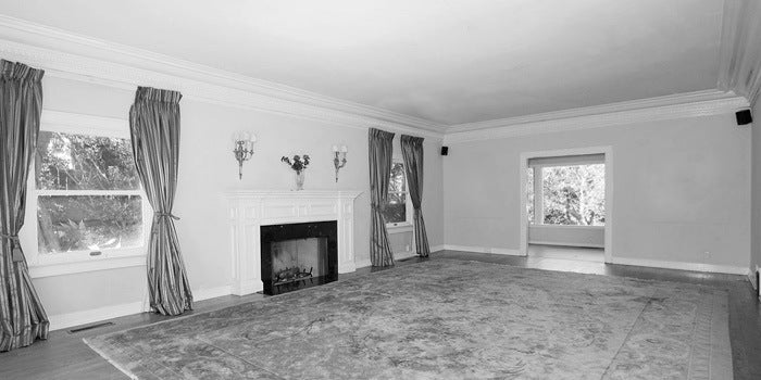 Boscutti - Orson Welles - Orson Welles' Los Angeles home great room
