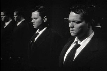Boscutti - Orson Welles - Writer Director Actor Orson Welles in The Lady from Shanghai