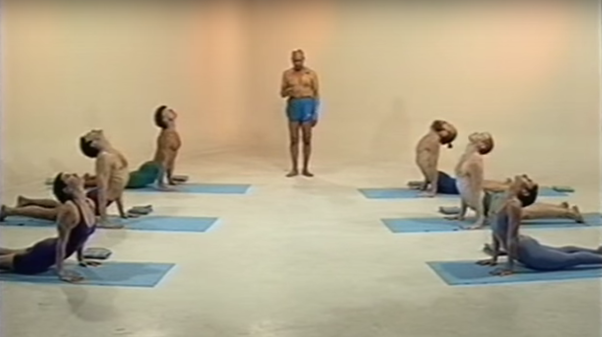 Led Primary Series with Sri K. Pattabhi Jois
