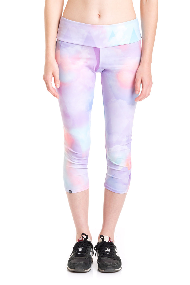 Candy Cloud Capri