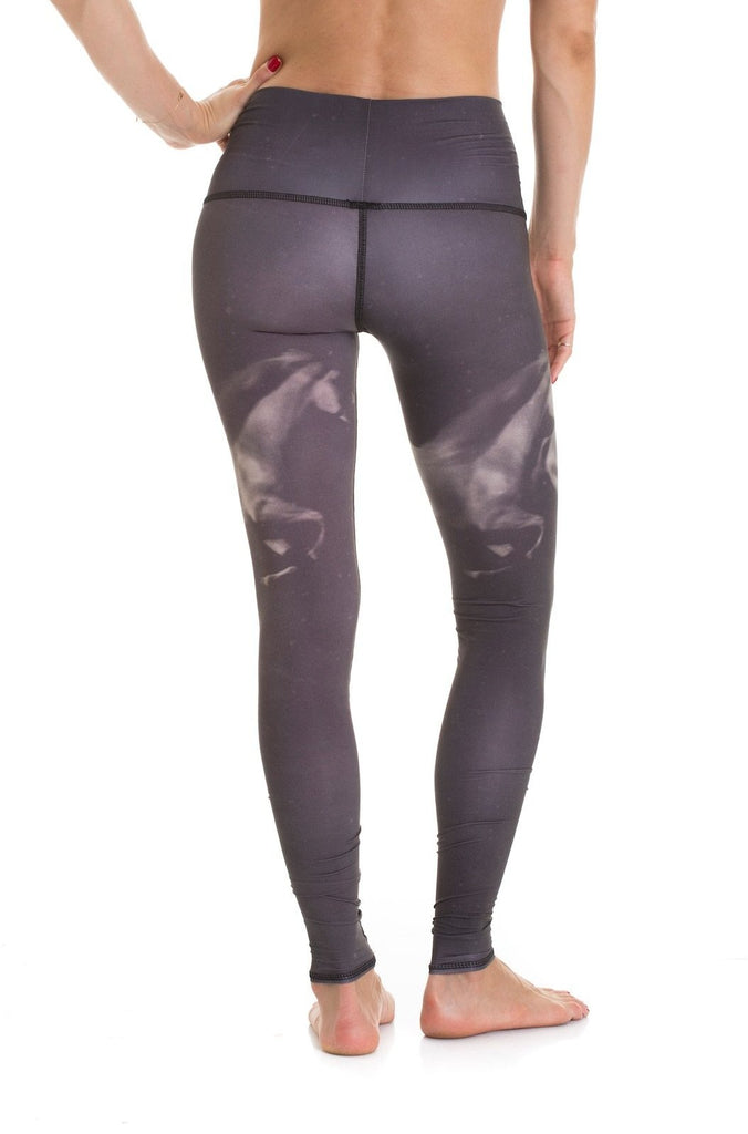 High Horses Black Legging