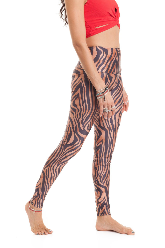 Tiger High Legging