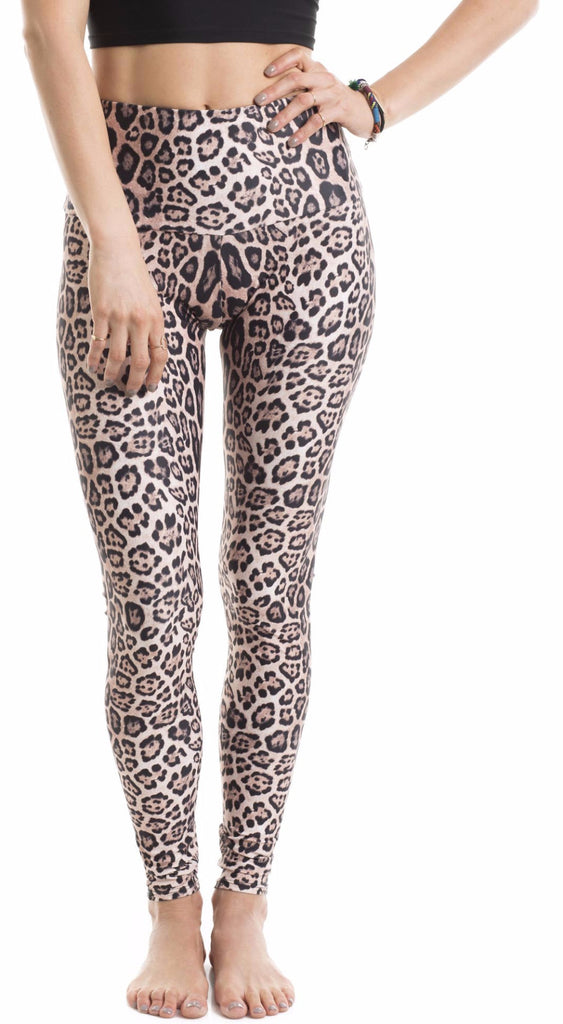 Leopard High Legging