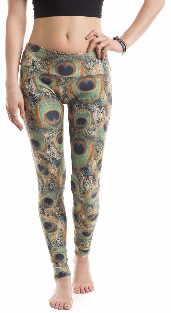 Peacock Long Legging