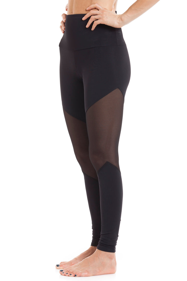 High Track Legging
