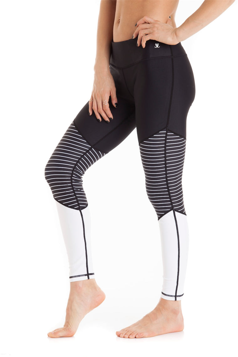 B&W Long Legging