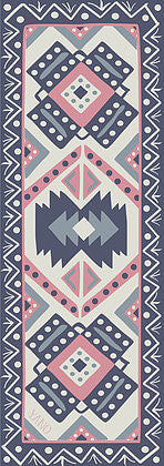Printed Tribal Mat