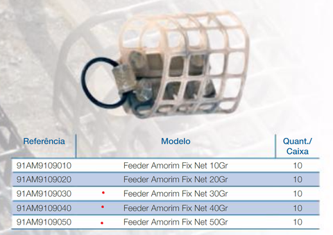 AMORIM Victoria Feeder Fix Net