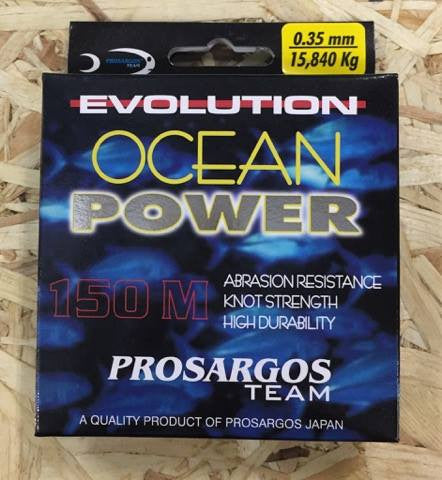 PROSARGOS Ocean Power Evolution 150M