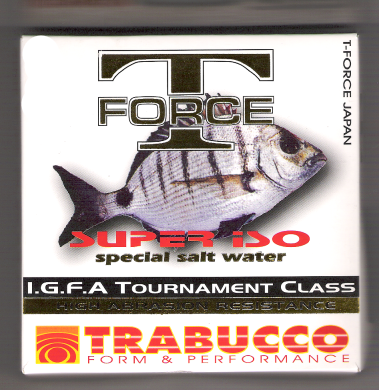 Trabucco T-Force  Super ISO 300mt